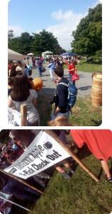 Rodale Institute's Organic Apple Festival (2012)