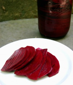 Pennsylvania Dutch Pickled Beets and Pickled Beet Eggs