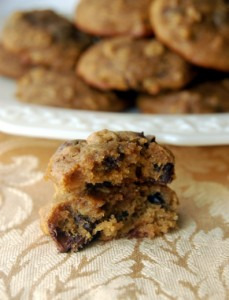 Harvest Nugget's (Chunky Pumpkin Cookies)