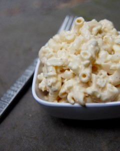 Egg-cellent Macaroni Salad (Easy old-fashioned macaroni salad)