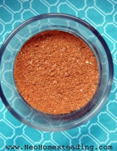 Sultry and Spicy, Ras el Hanout Spice Blend