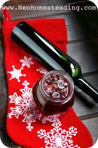 Vanilla Brandied Cherries (with Homemade Vanilla Brandy)