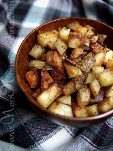 Satisfying, Baked Home Fries