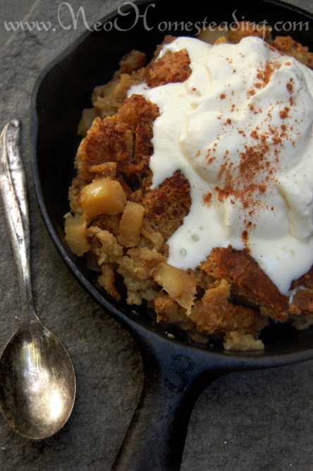 APPLEBREADPUDDING
