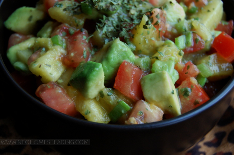 AvocadoPineappleSalsa