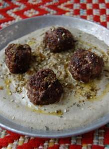 Broiled Lamb & Beef Kofta