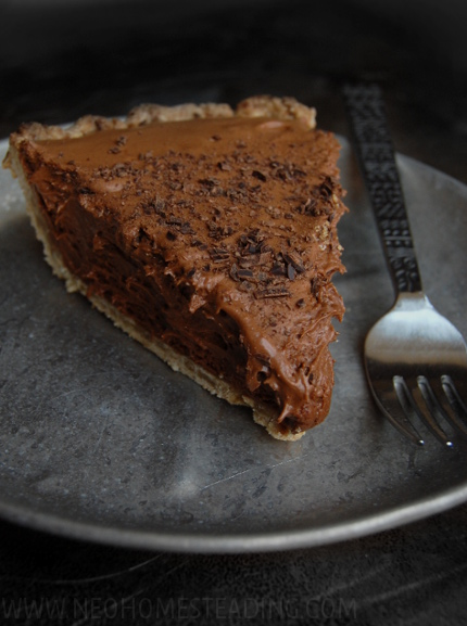 CHOCOLATESILKPIERECIPE