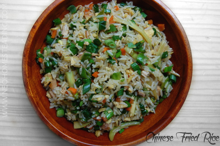 cHINESEfRIEDrICE