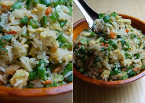 Better Than Takeout: Homemade Chinese Fried Rice