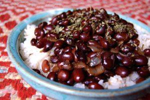 Instant Pot: Cuban-Style Black Beans