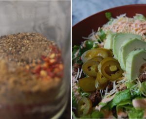 Homemade Taco Seasoning Blend