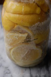 Wicked Easy, Traditional Homemade Preserved Lemons